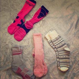 Lot of women's premium socks